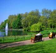 مسابقه طراحی آبخوری پارک سلطنتی لندن