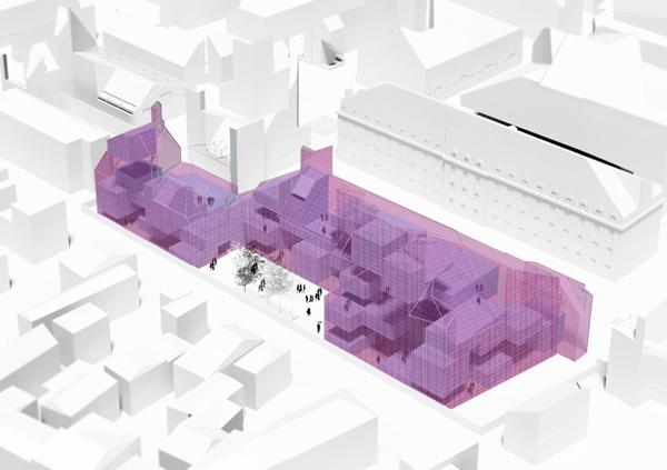 نمونه چشم انداز مدرسه معماری روز - صفحه 99