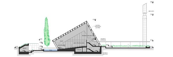 پلان مسجد كانسپچوال
