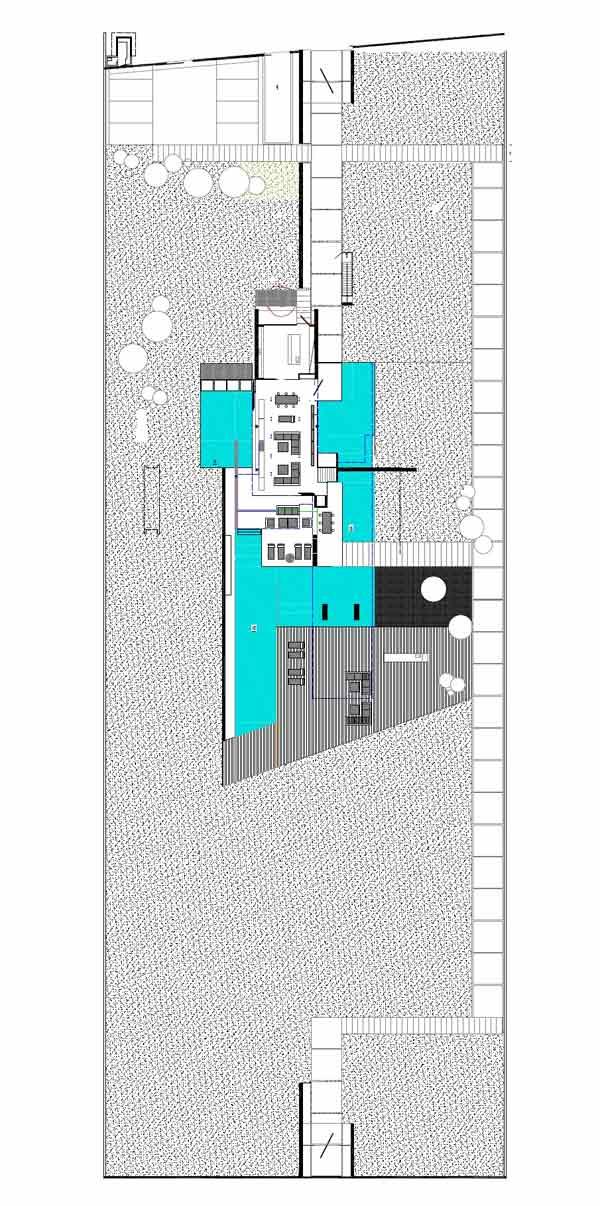 طراحی خانه شناور