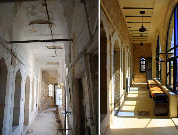 ساخت مجدد مركز تاريخي بيرزِيت، فلسطين،اتریش،مسابقه معماری آقاخان 2013
