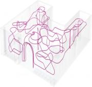 شعبه ایفینی در چنگ دو؛ خط باریک سرخِ فضا در لفافی سفید