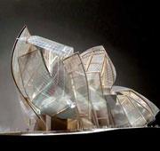 موزۀ هنرهای مدرن فرانک گهری در پاریس