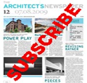 The Architecture Newspaper Blog